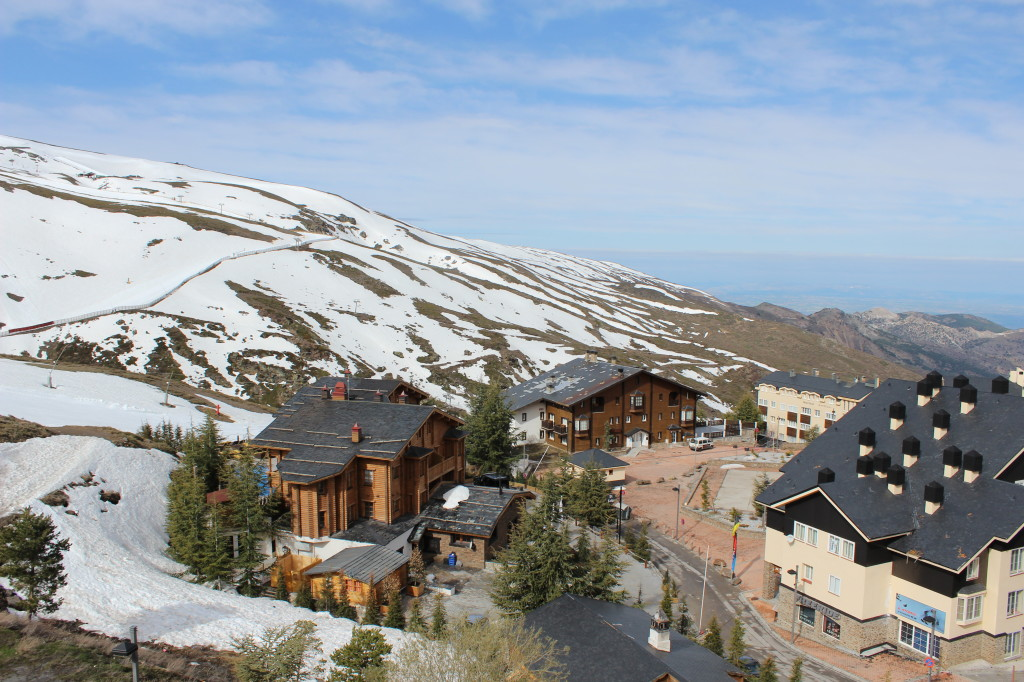 sierra nevada view from ghm hotel