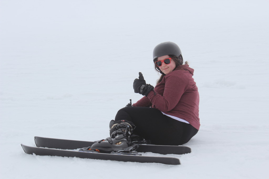 skiing sierra nevada