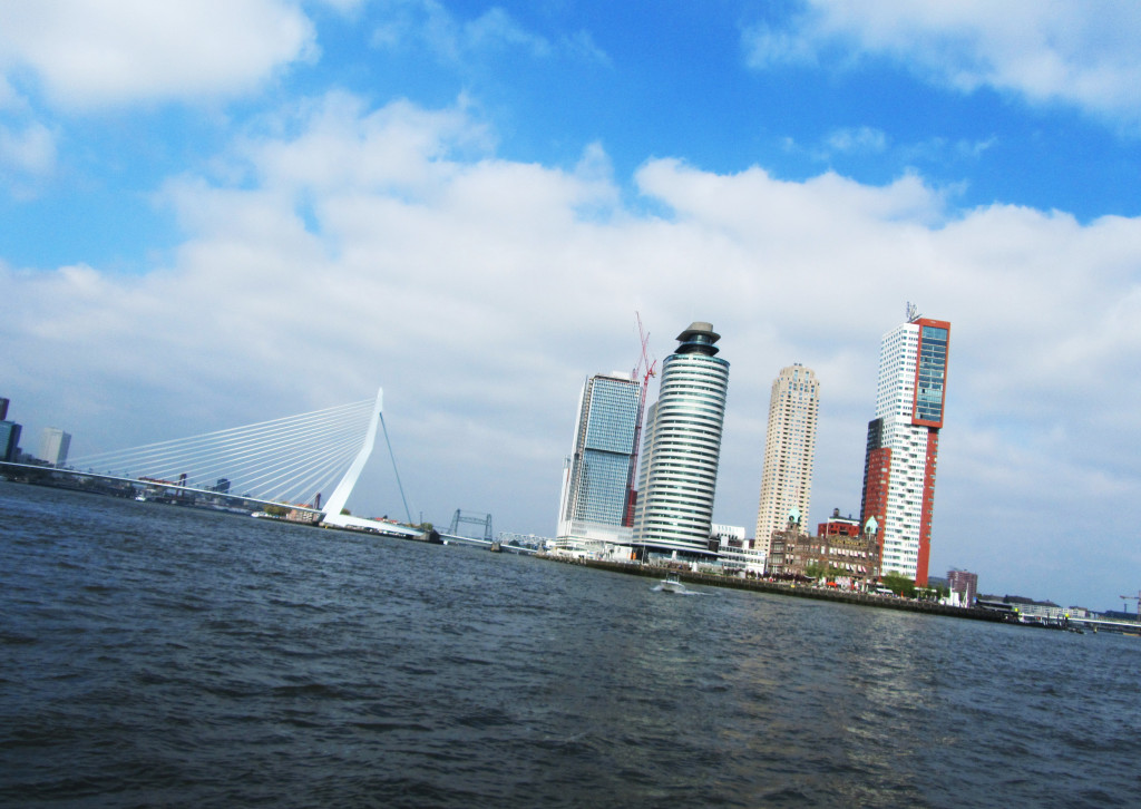 Rotterdam-Erasmus-Bridge