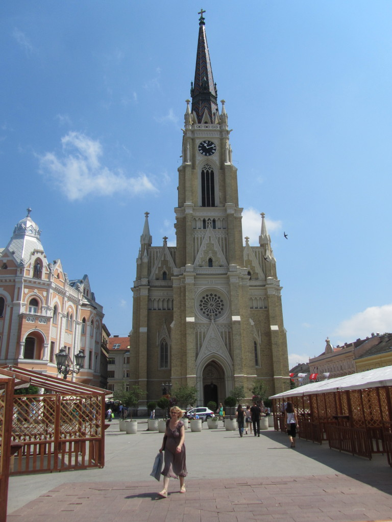 novi sad cathedral serbia