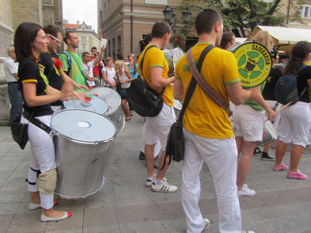 novi sad brazillian band