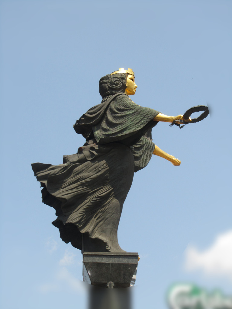 Saint Sofia Statue Bulgaria