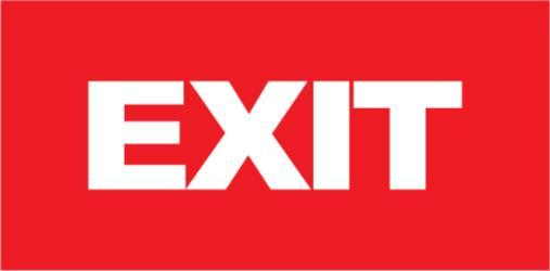exit festival logo