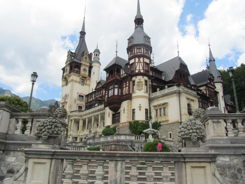 Peles-Romania