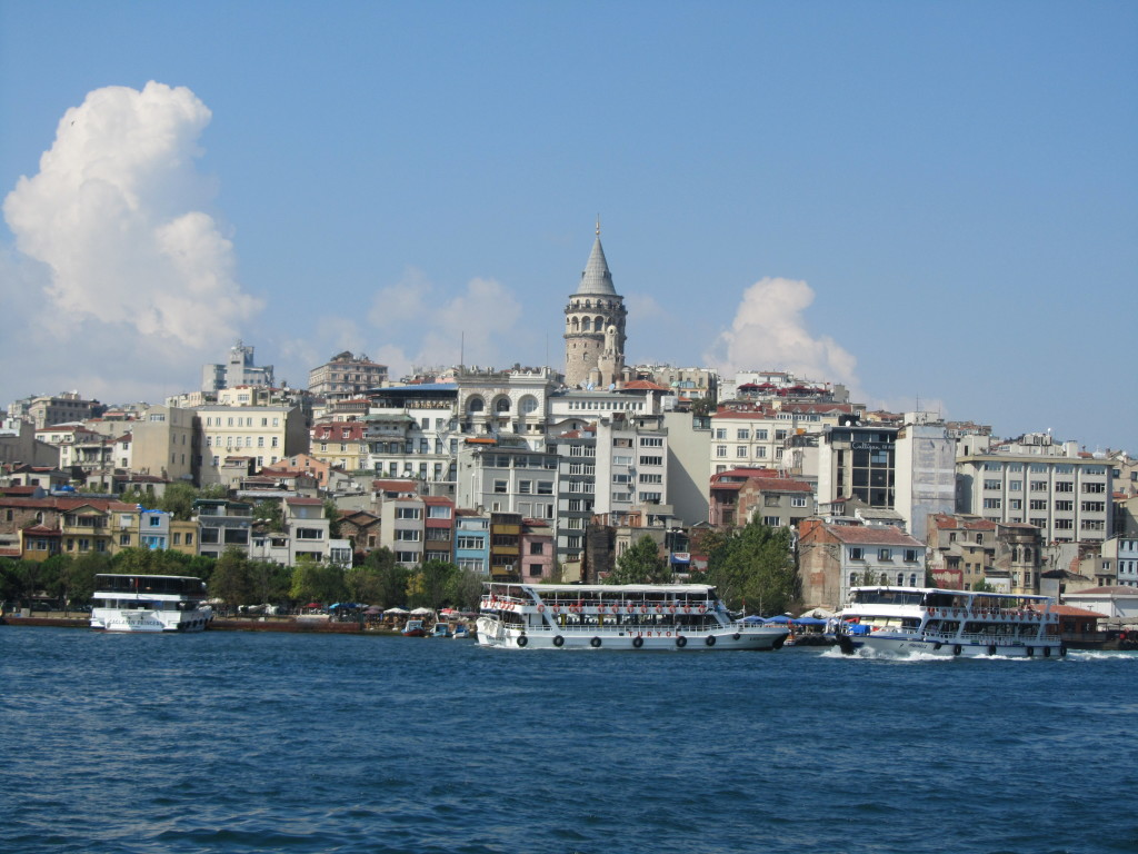 istanbul city centre