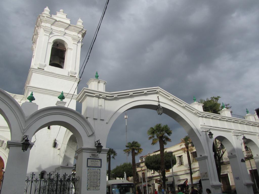 Church-in-Sucre-Bolivia