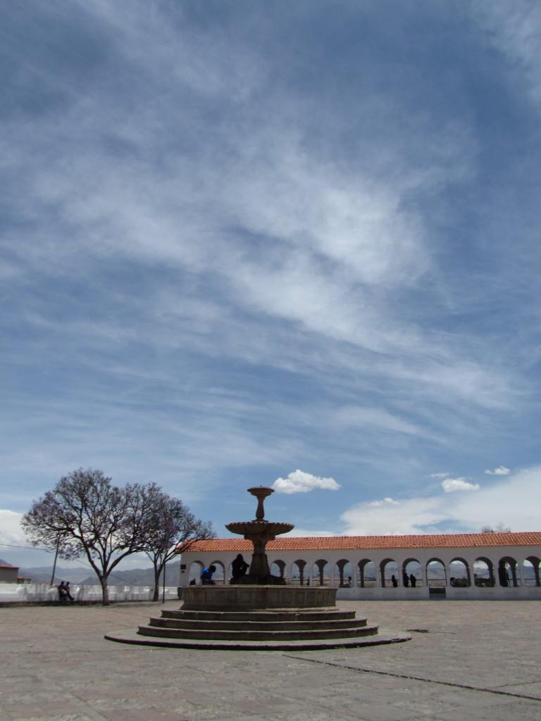 Recoleta-Ciudad-Sucre-Bolivia
