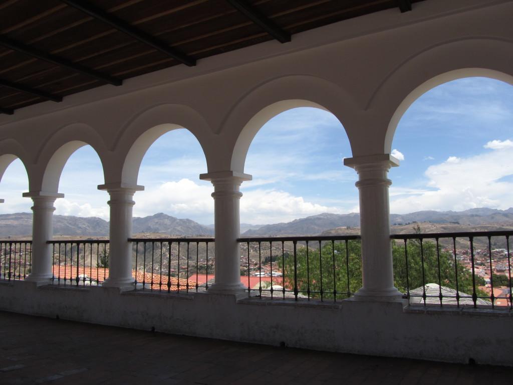 View-from-Recoleta-Sucre-Bolivia