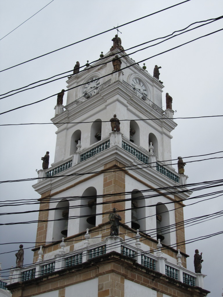 Buiding-Sucre-Centre-Bolivia
