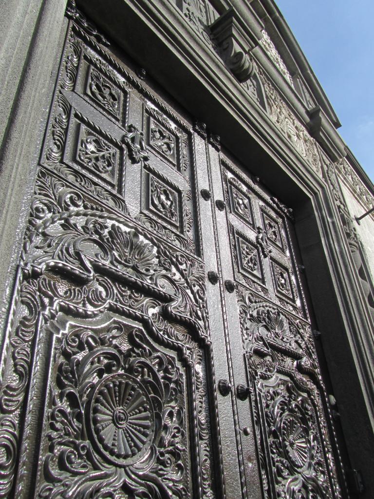 door in arequipa
