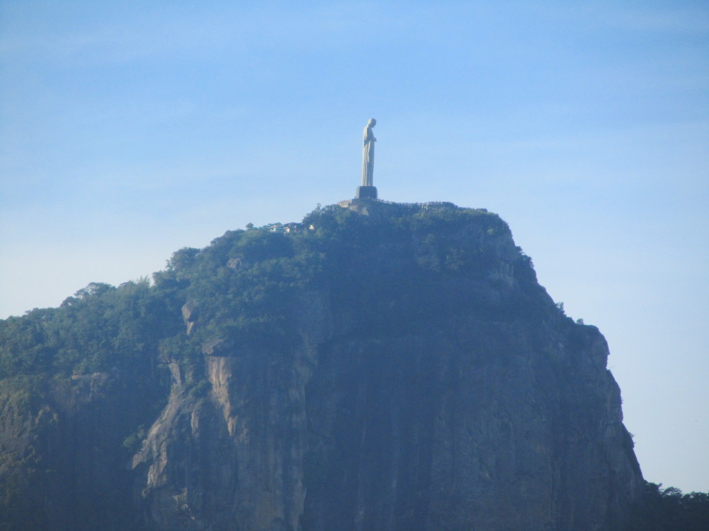 chirst the redeemer statue rio