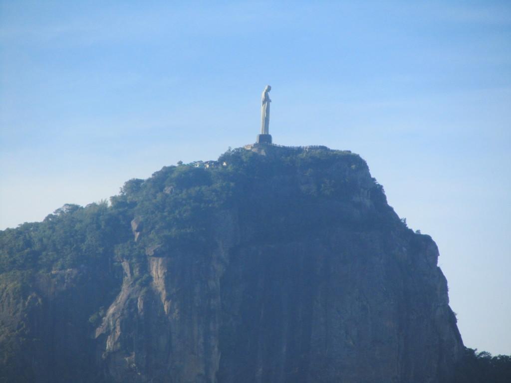 chirst the redeemer statue rio