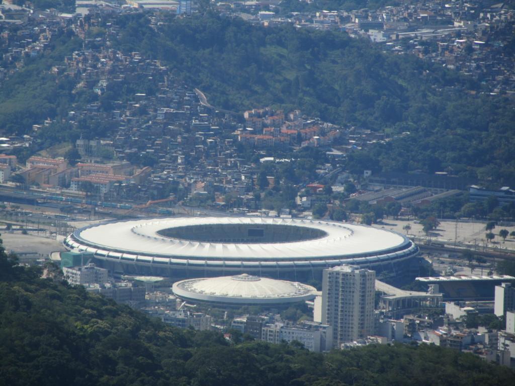 Rio de Janeiro stadium