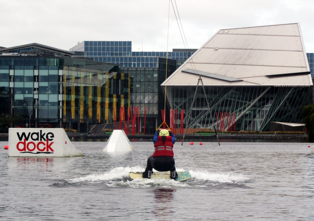 wake boarding dublin by runaway jane