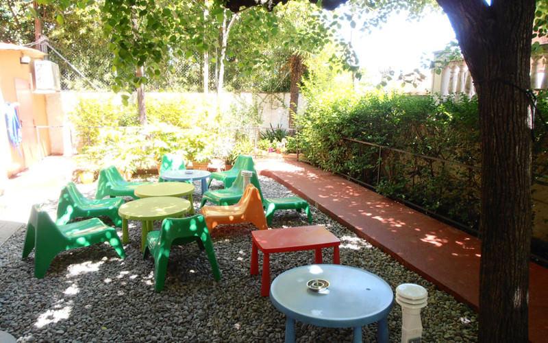 feetup garden