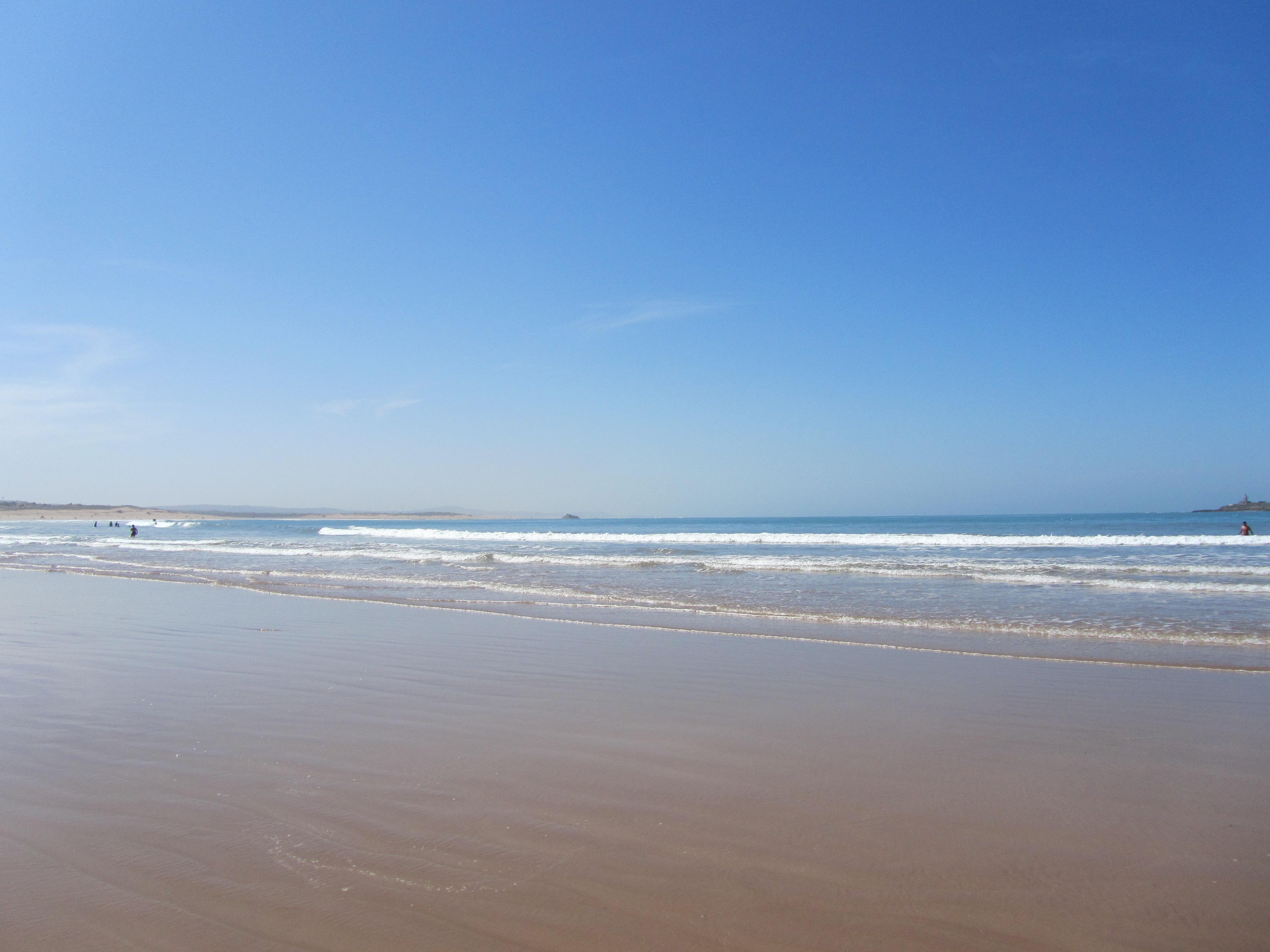 Essaouira Is A Beach